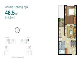 CH12 Lexington Residence - Tầng: 10