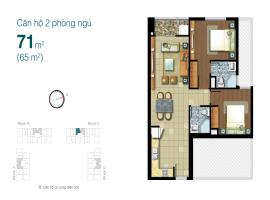 CH7 Lexington Residence - Tầng: 10