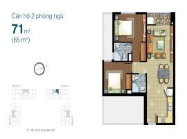 CH8 Lexington Residence - Tầng: 10