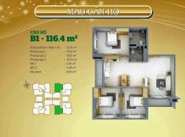 B1-04 Căn hộ Tân Hương Tower - Tầng: 10