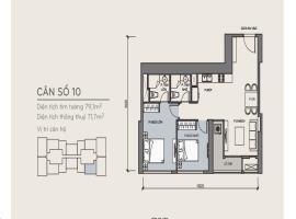 10 tầng 48-VinHomes Central Park - Tầng: 48