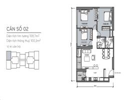 02 tầng 48-VinHomes Central Park - Tầng: 48