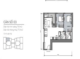 03 tầng 48-VinHomes Central Park - Tầng: 48