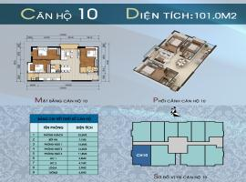 CH10 Scitech Tower - Tầng: 10