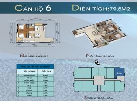 CH6 Scitech Tower - Tầng: 10