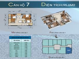 CH7 Scitech Tower - Tầng: 10