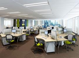 Văn phòng điển hình tại Tràng An Complex