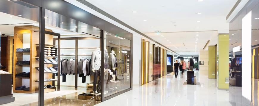 Trung tâm thương mại dự án Tràng An Complex