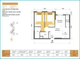 B11 tầng 13-Masteri Thảo Điền
