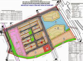 Bản đồ quy hoạch mặt bằng sử dụng đất
