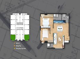 B12 tầng 7-Căn hộ FHome Đà Nẵng - Tầng: 7