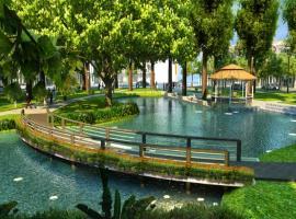 Hồ nước công viên