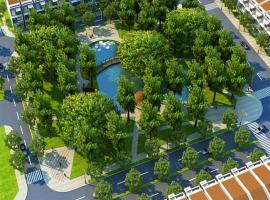 Không gian cây xanh