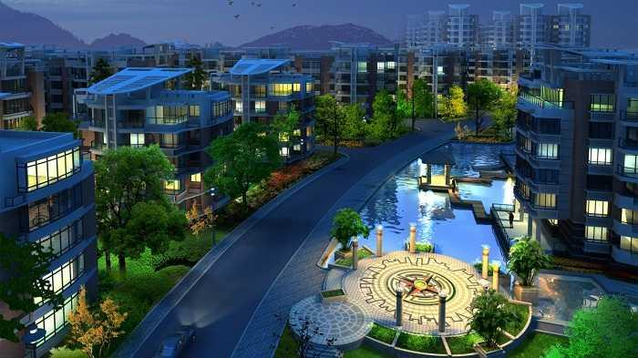 Đài phun nước FLC Garden City