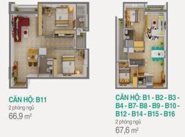 Block A-B1 - Căn hộ Melody Residences Căn hộ Melody Residence