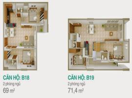 Block A-B18 - Căn hộ Melody Residences Căn hộ Melody Residence