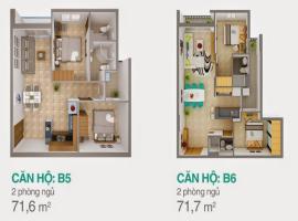 Block B-B6 - Căn hộ Melody Residences Căn hộ Melody Residence