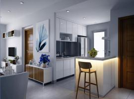 Phòng bếp căn hộ melody