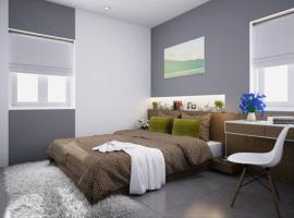 Phòng ngủ căn hộ melody