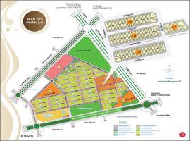 Bản đồ phân lô dự án Victory- City
