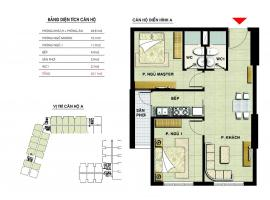 W4 The CBD Premium Home - Tầng: 10