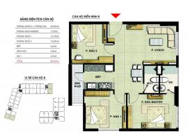 EB The CBD Premium Home - Tầng: 10