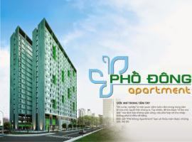 Căn hộ Phố Đông Apartment, Quận 9. TP Hồ Chí Minh