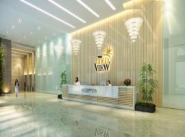 Sảnh Lobby sang trọng và cao cấp dự án
