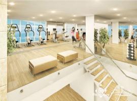 Phòng thể dục (Tầng trên)