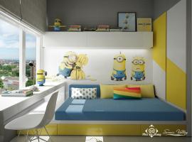 Phòng ngủ bé