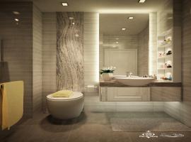 Phòng WC bé