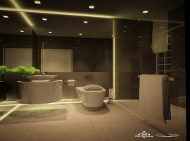 Phòng WC lớn