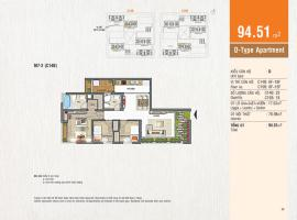 BUILDING M-M8-2 - CT14B Tầng 8-9 Star Hill Phú Mỹ Hưng