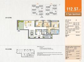 BUILDING F-F10-1 - CT15B Tầng 10 Star Hill Phú Mỹ Hưng