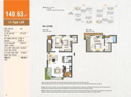 BUILDING C-C6-4 - CT15B Tầng 6 Star Hill Phú Mỹ Hưng