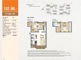 BUILDING C-C6-2 - CT15B Tầng 6 Star Hill Phú Mỹ Hưng
