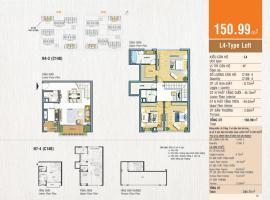 BUILDING H-H7-2 - CT14B Tầng 7 Star Hill Phú Mỹ Hưng