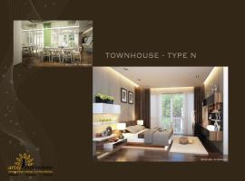 Phòng khách PENTHOUSE - TYPE N