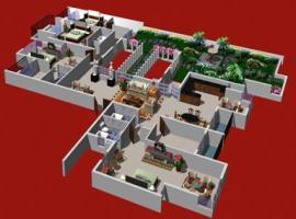Căn Hộ 4 Phòng Ngủ 456m2