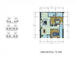 10 Chung cư Goldsilk Complex - Tầng: 10