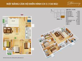 CH03 tầng 16-Chung cư Discovery Complex 2 - Tầng: 16