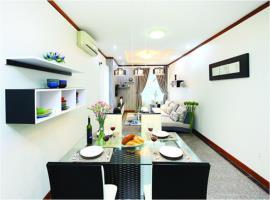 Căn hộ Hòang Anh Thanh Bình - Phòng ăn ấm cúng