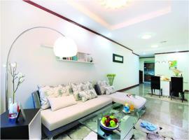 Căn hộ Hòang Anh Thanh Bình - Phòng khách