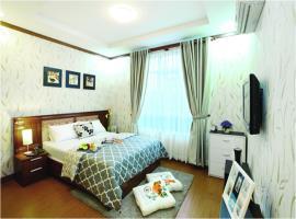 Căn hộ Hòang Anh Thanh Bình Quận 7 - Phòng ngủ