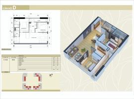 17-D Tòa CT2 tầng 8-Chung cư Eco Green City - Tầng: 8