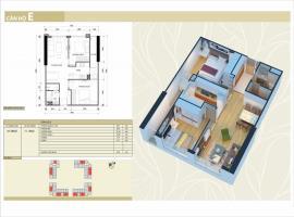 12-E Tòa CT2 tầng 8-Chung cư Eco Green City - Tầng: 8