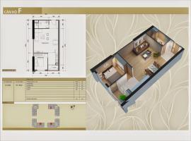 15-F Tòa CT2 tầng 8-Chung cư Eco Green City - Tầng: 8