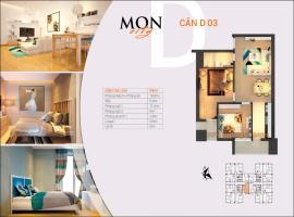 D-04 Chung cư Hải Đăng City - Tầng: 10