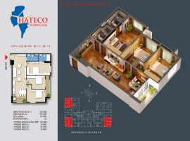 B5 Chung cư Hateco - Tầng: 10