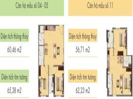 11 tầng 5-CT1A CT1B Nghĩa Đô - Tầng: 5